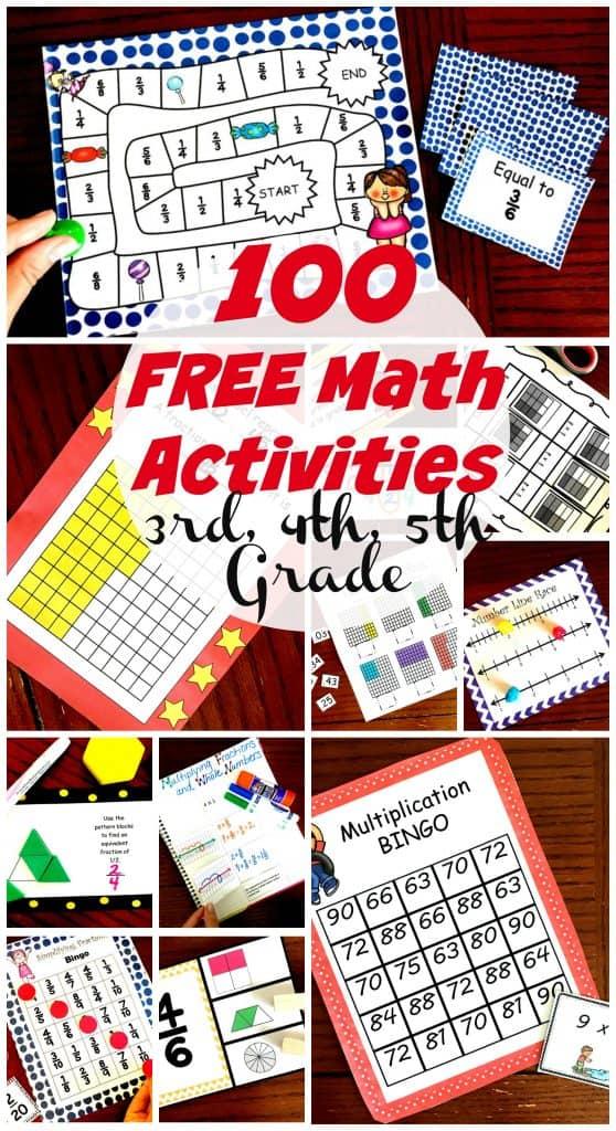 Free Online 4th Grade Math Games | Education.com