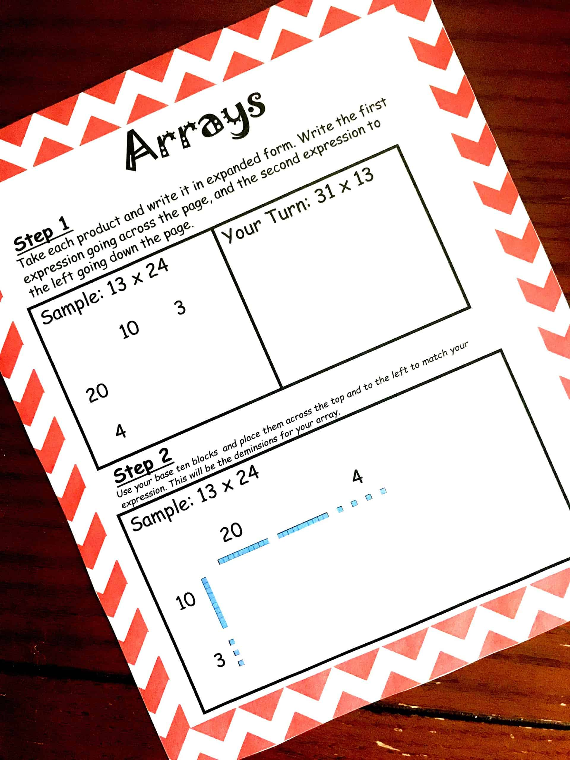 How to teach large digit multiplication using arrays and base ten blocks falaconquin